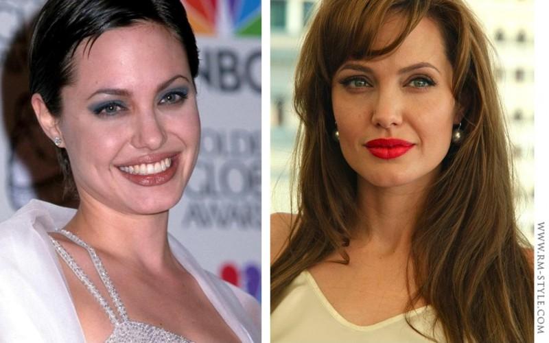 Sempre bellissima Angelina Jolie. Con il tempo però, ha acquisito uno stile sempre più raffinato. Anche grazie all'uso del colore (capelli, make up, abiti e accessori)