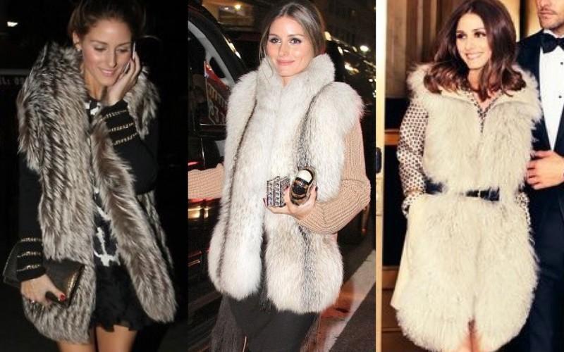 Come indossare il gilet di pelliccia?