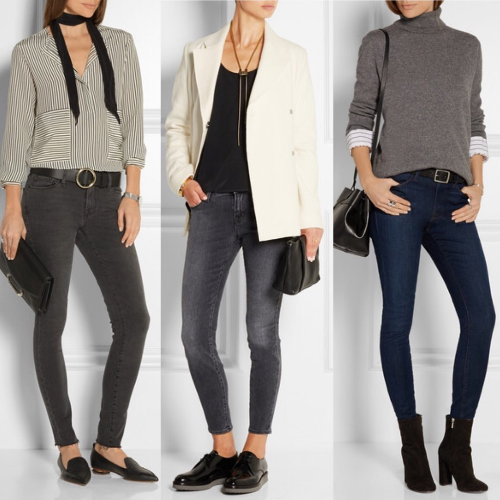 work,outfit,jeans,scuri