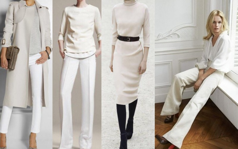 The timeless charm of Total White in winter