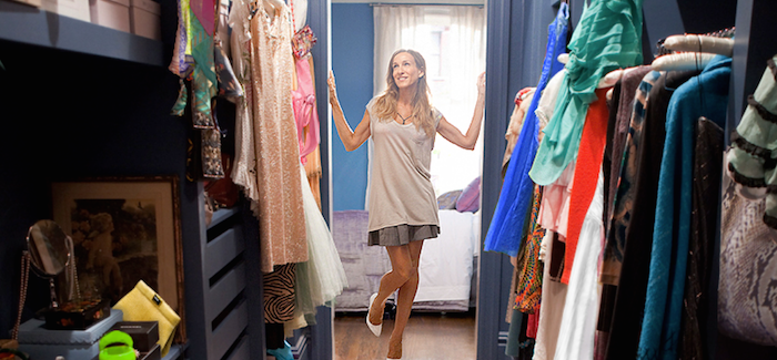 A closet full of clothes and nothing to wear? Here why!