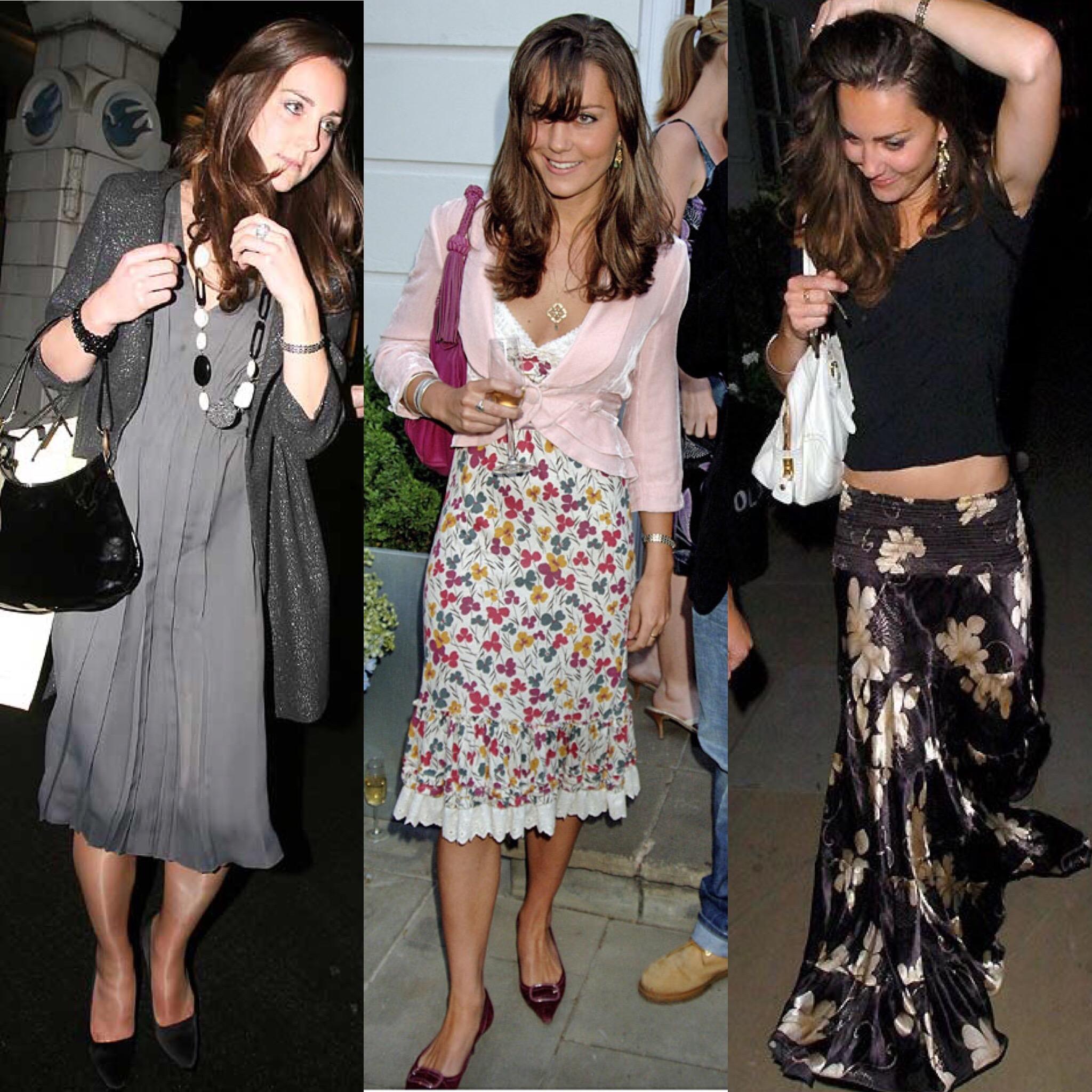 Il Look Di Kate Middleton E La Sua Incredibile Metamorfosi Consulente Di Immagine Rossella
