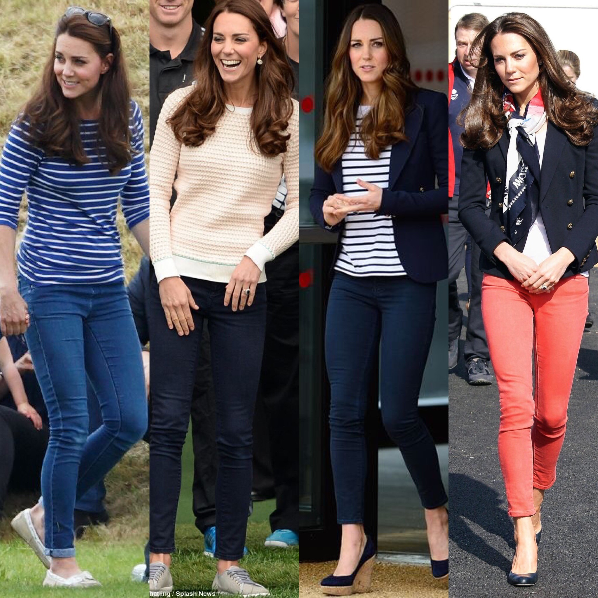 Kate middleton s looks and her incredible metamorphosis consulente