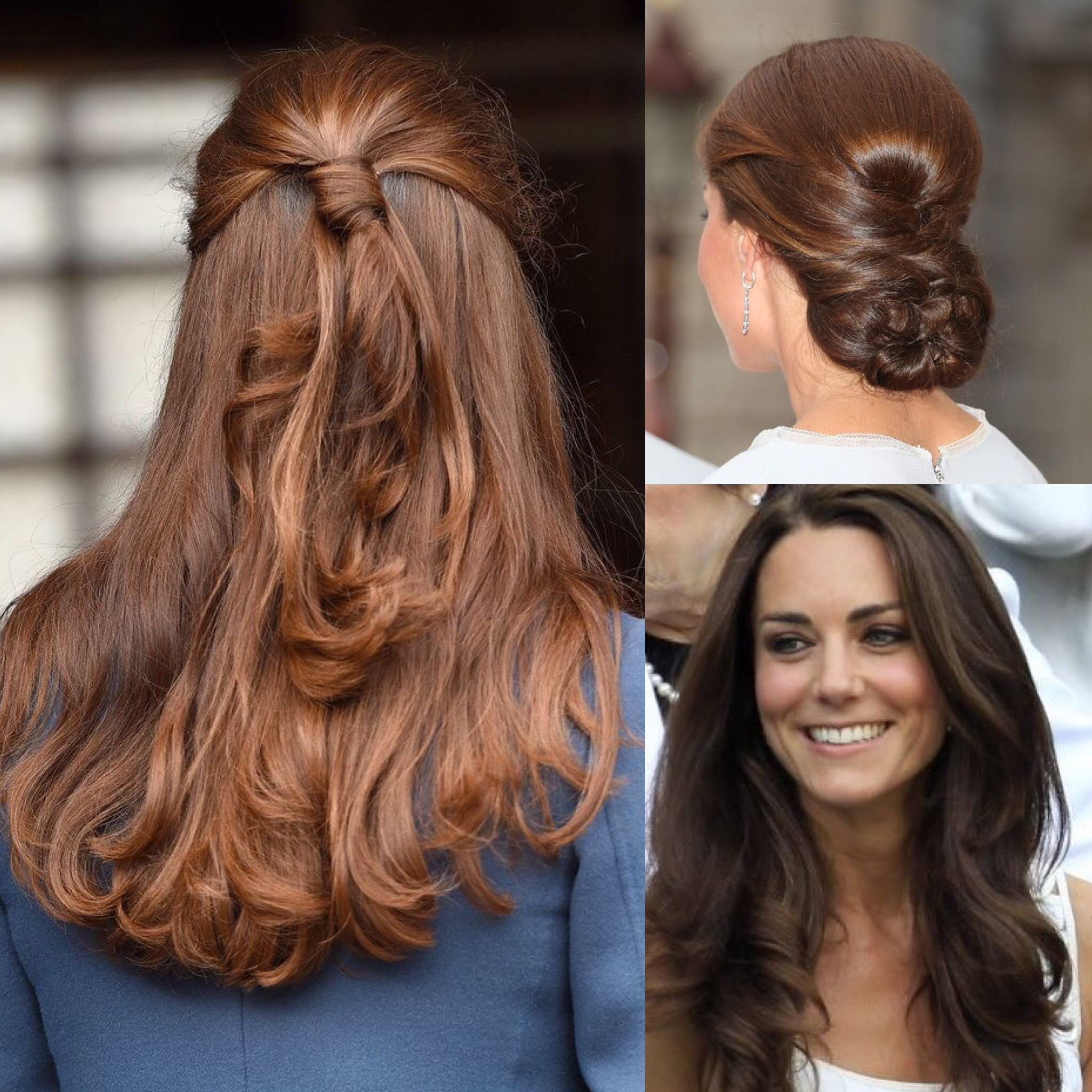7 Quick And Easy Hair Care And Styling Secrets Of Kate Middleton