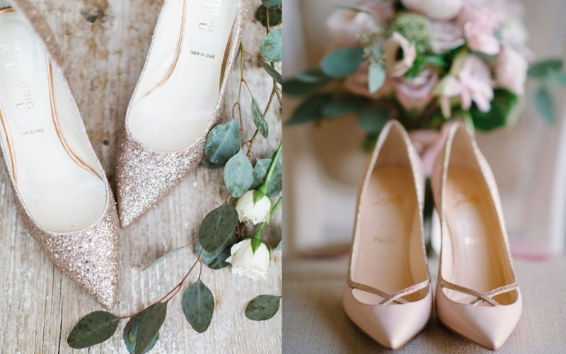 How to choose bridal shoes?