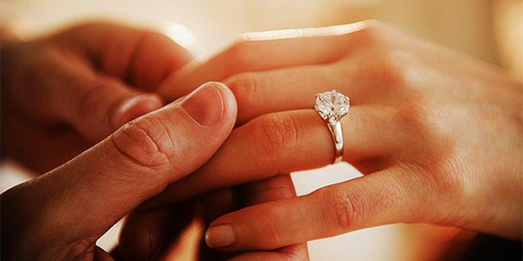 Engagement ring: rules, traditions and curiosities