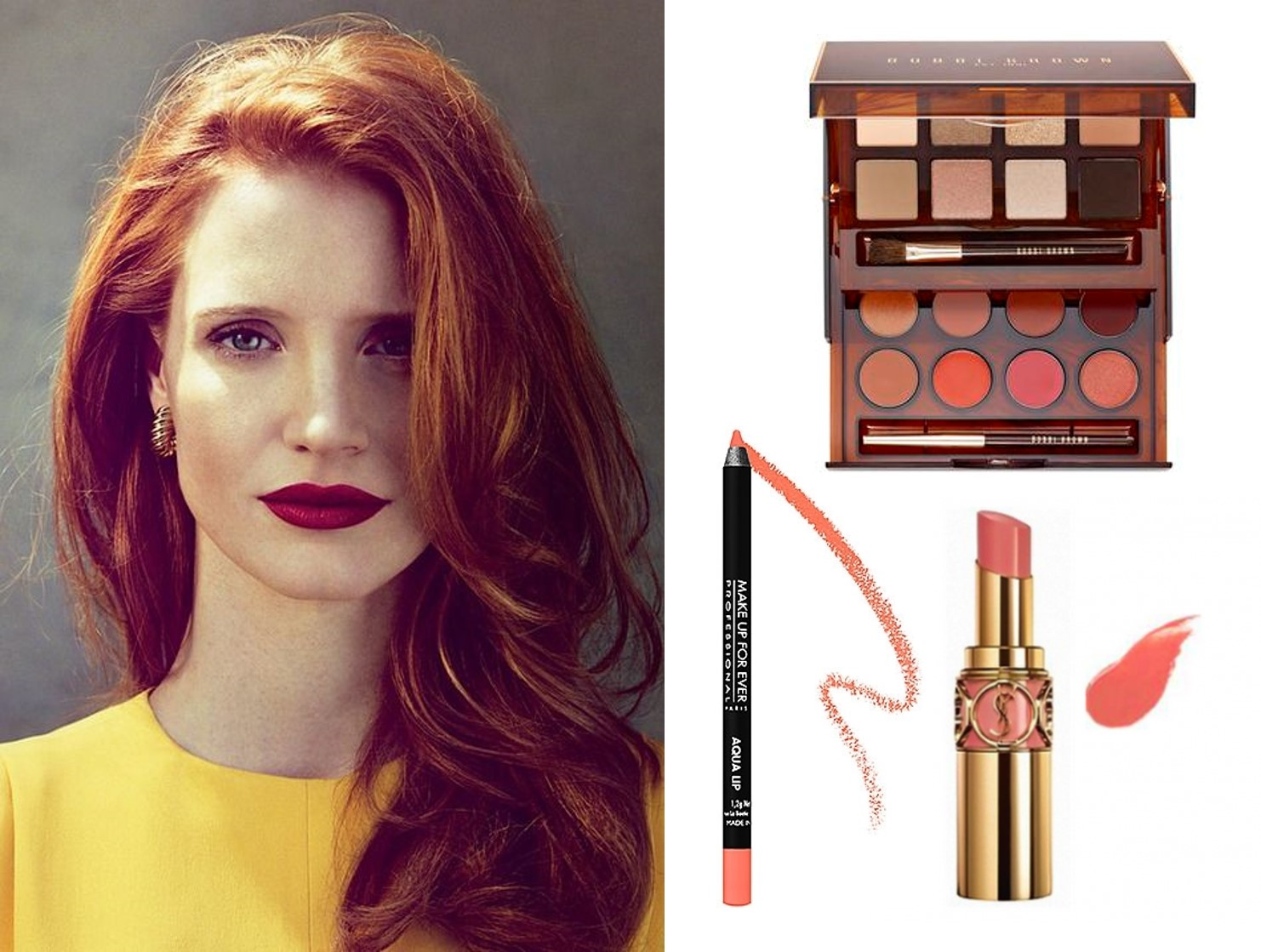 Products To Enhance Natural Red Hair