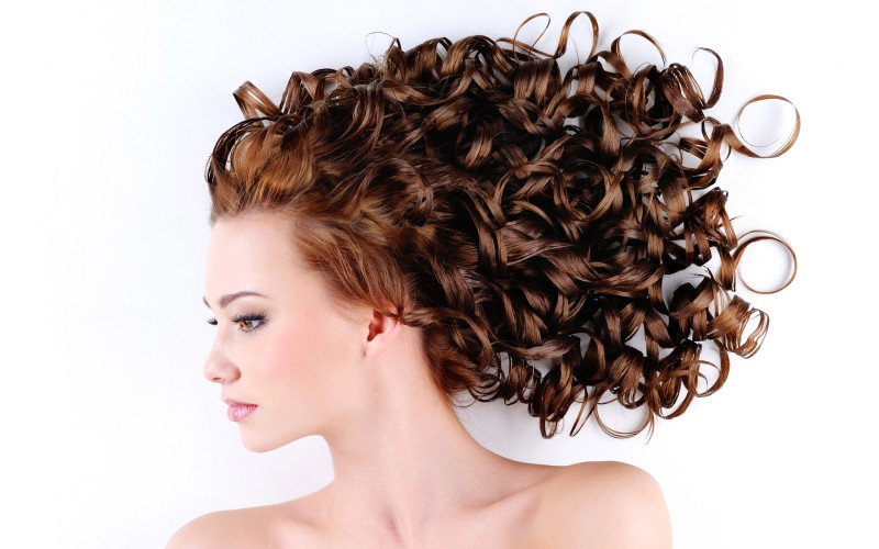 Perfect curls in 10 steps