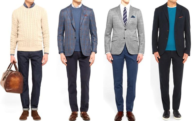 Casual Friday: lo stile maschile per il venerdì in ufficio