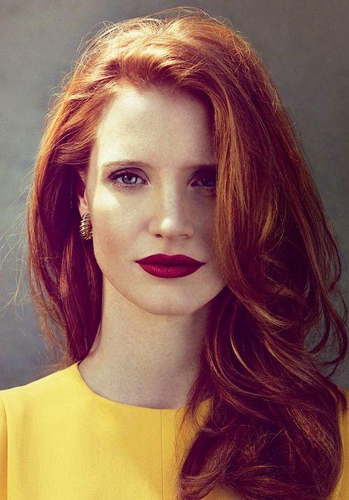 come truccarsi se si hanno i capelli rossi 16
