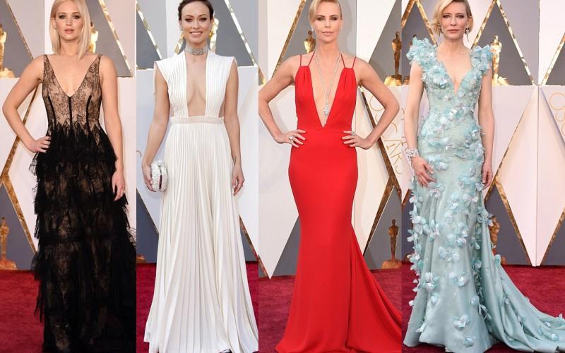 I look degli Oscar 2016: il meglio e soprattutto il peggio