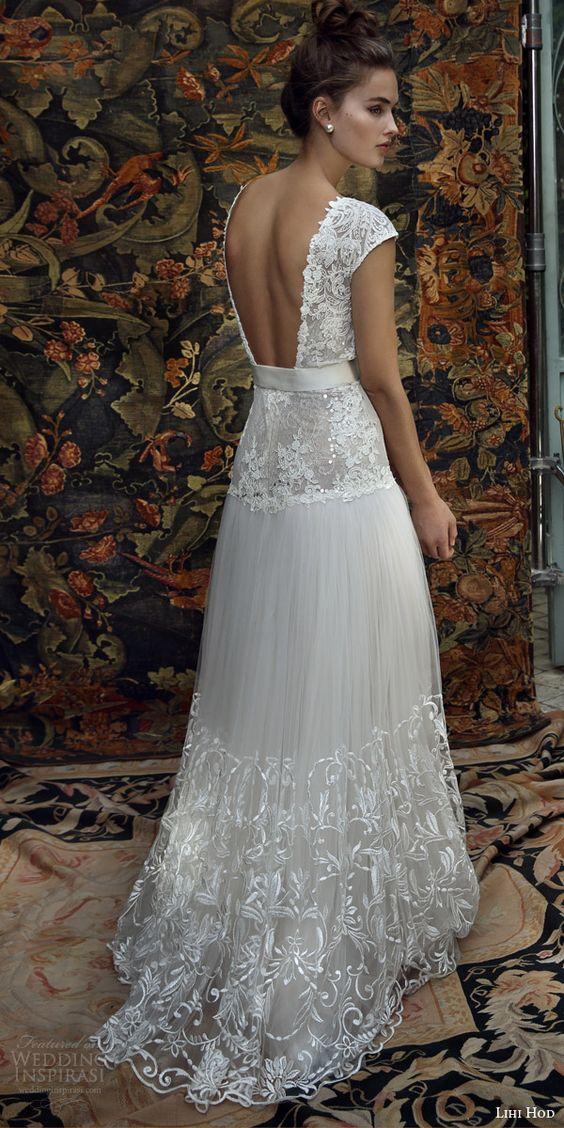 abbastanza Abiti da sposa boho chic nuove tendenze - Matrimonio e Sposa HU09