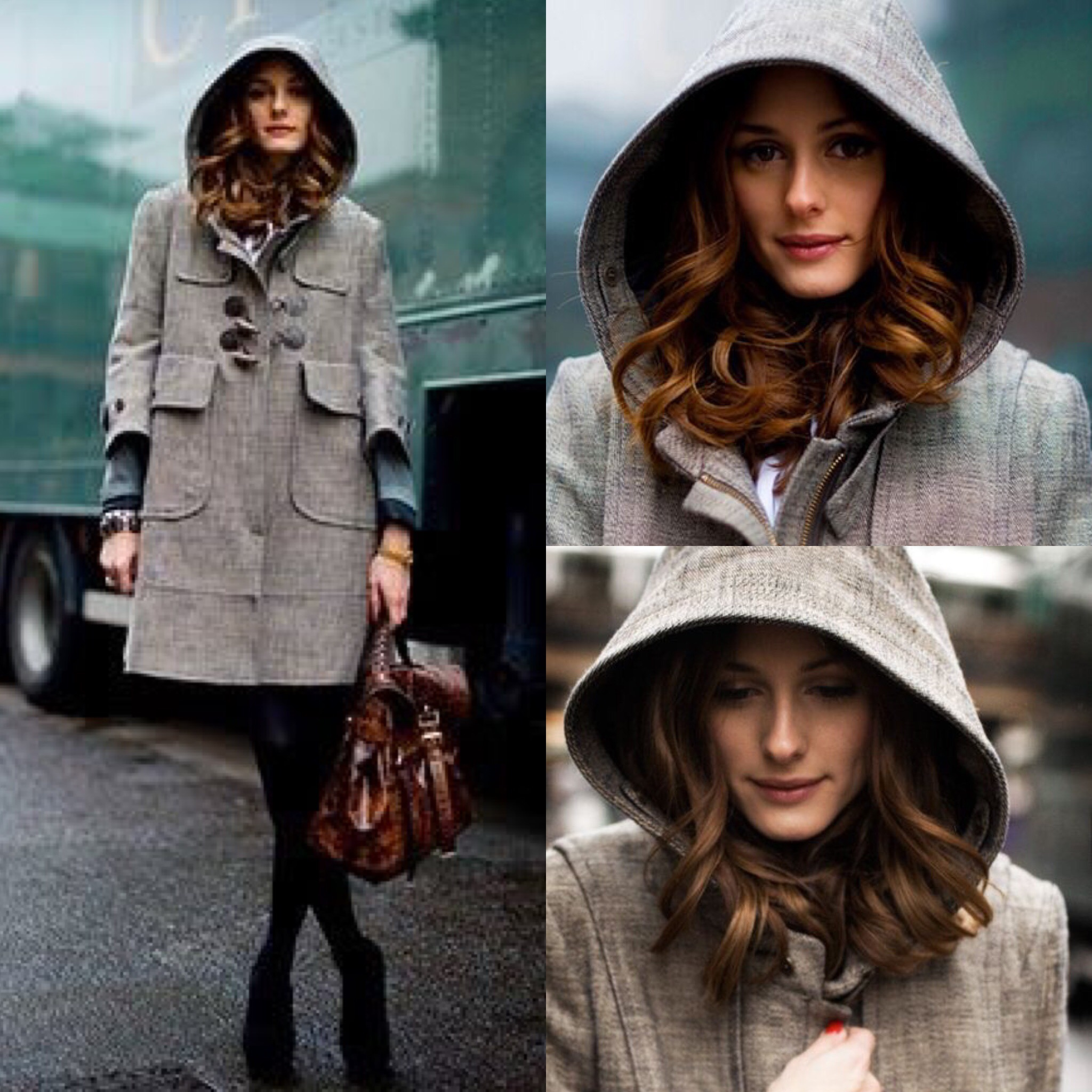 What to wear when it rains 1