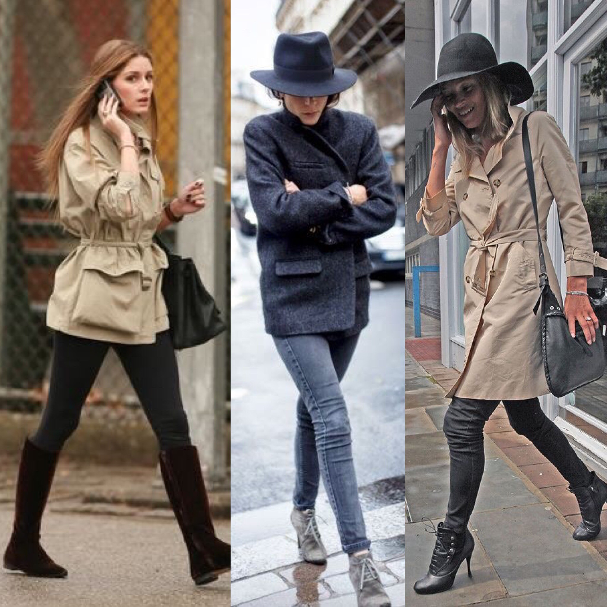 What to wear when it rains 14