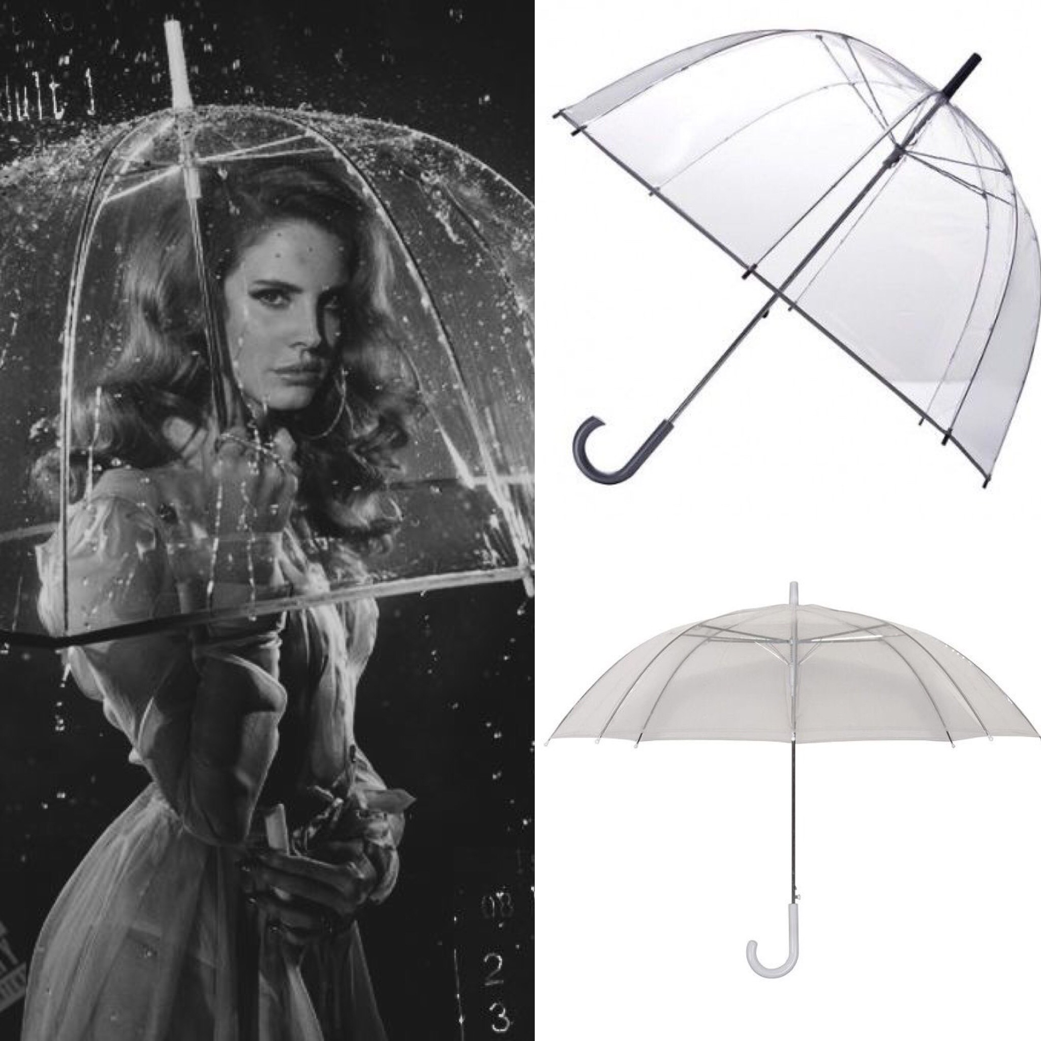 What to wear when it rains 6