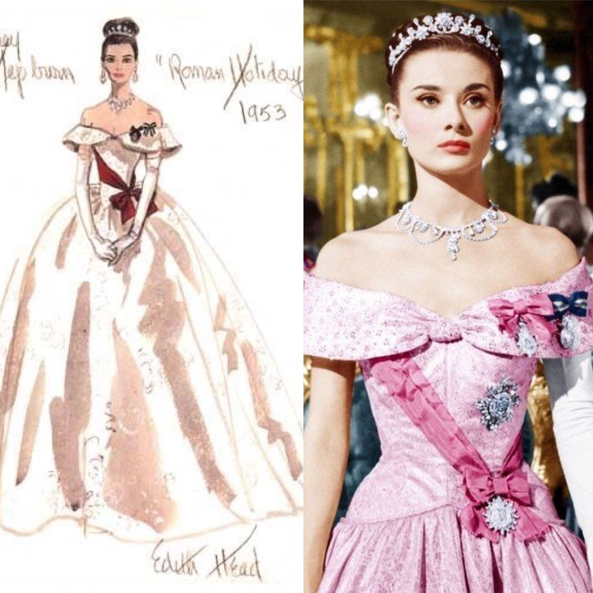 Edith Head And The Most Beautiful Dresses Hollywood on oscar movie costumes