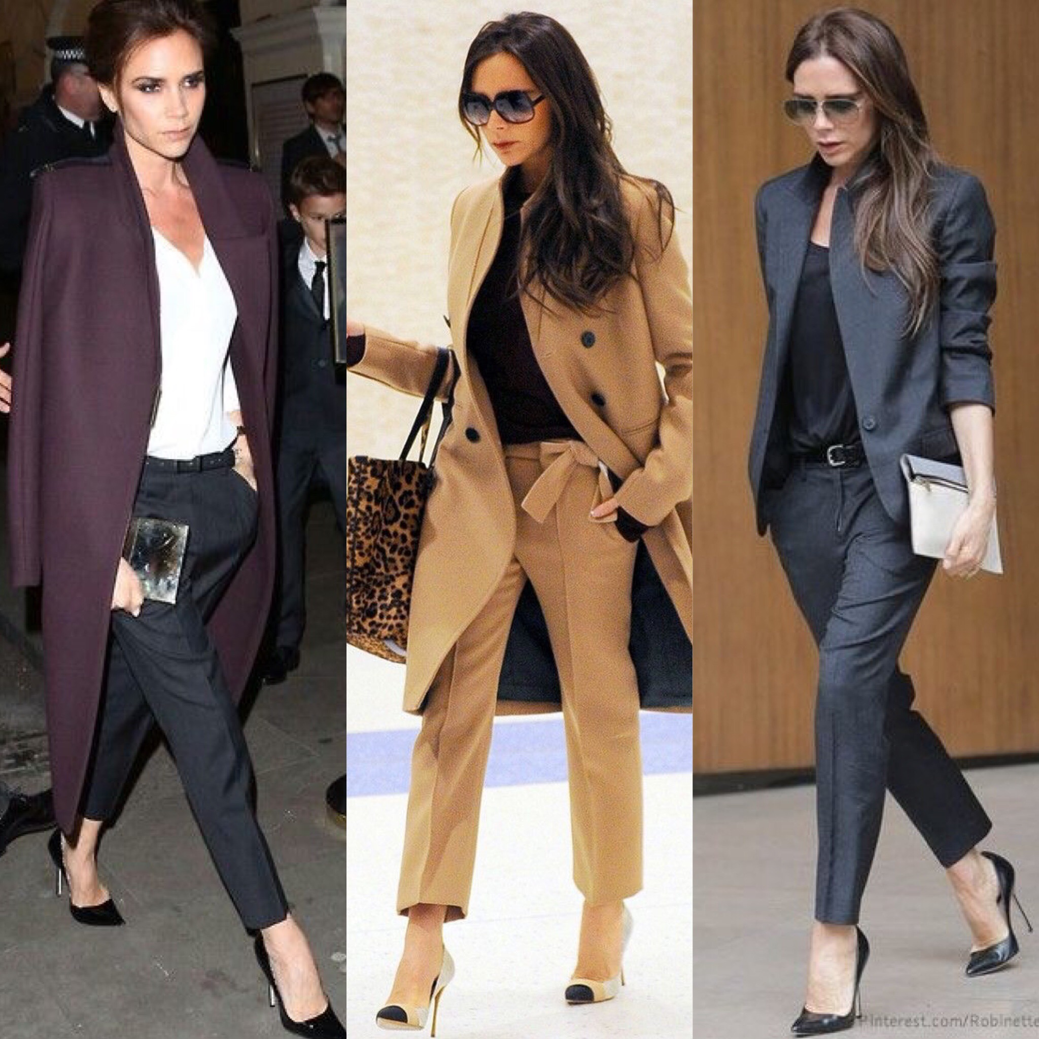 The Extraordinary Change Of Victoria Beckham Look