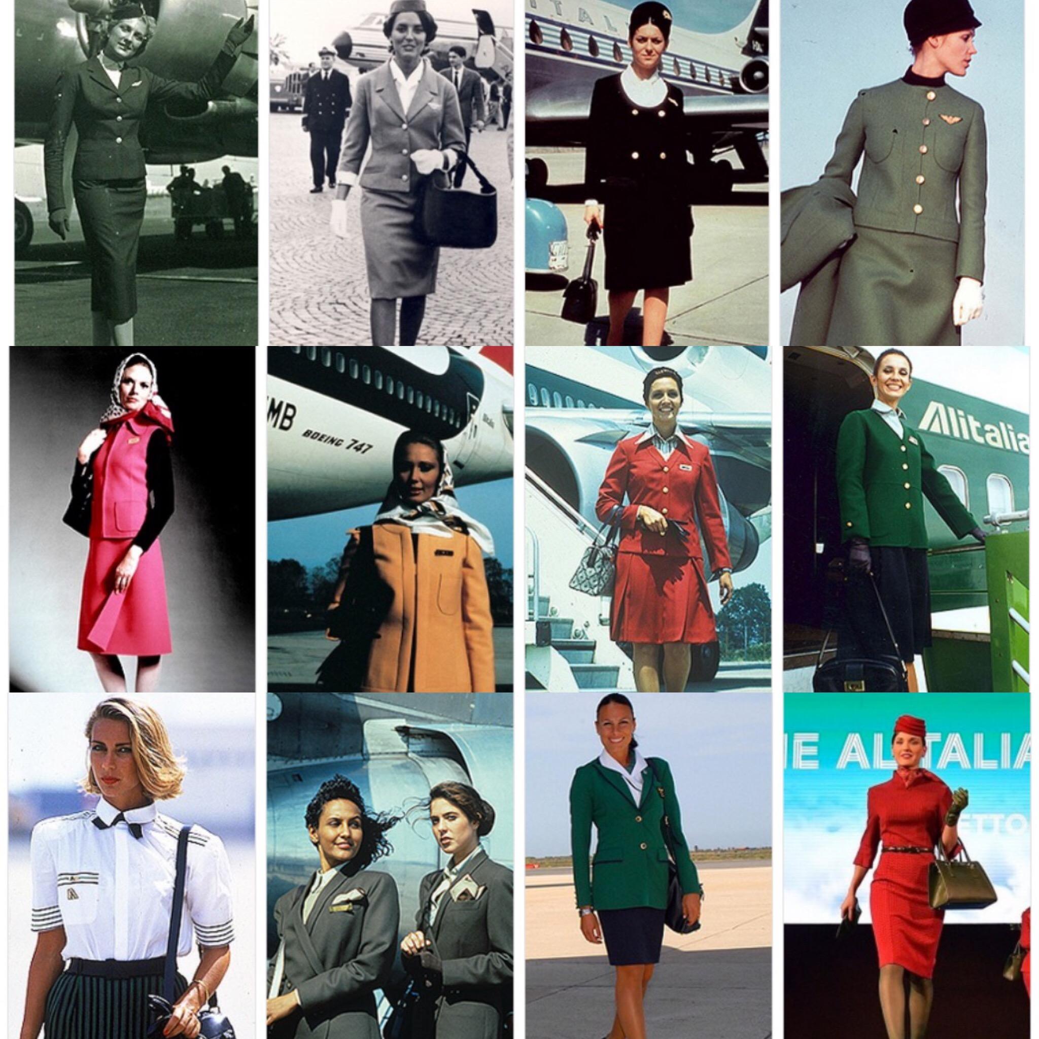 Alitalia 1950 - 2016