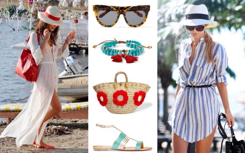Al mare con stile: idee di outfit da spiaggia