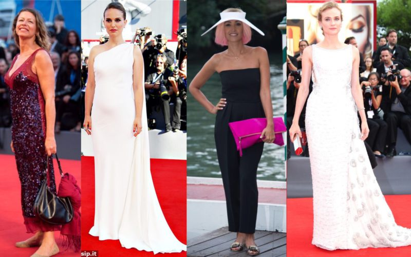 Venice Film Festival 2016: the looks from the second week