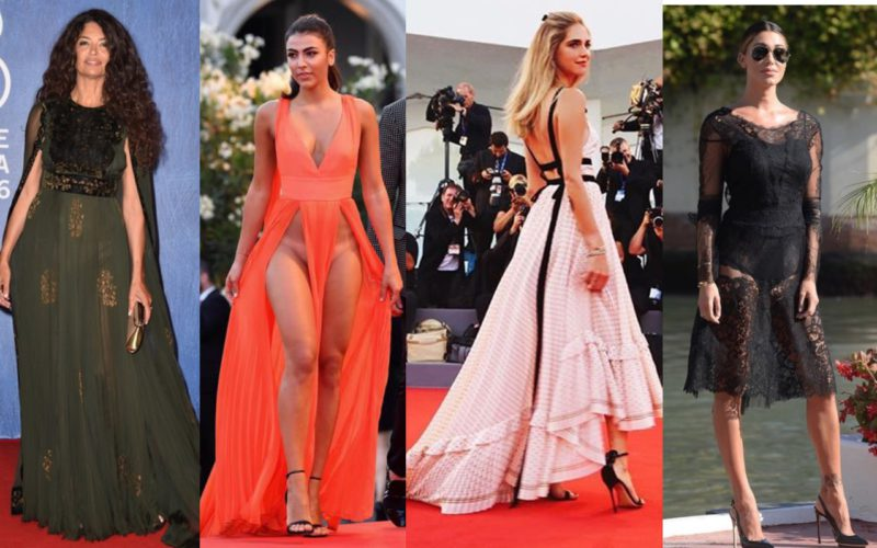 Venice Film Festival 2016: the looks from the first week