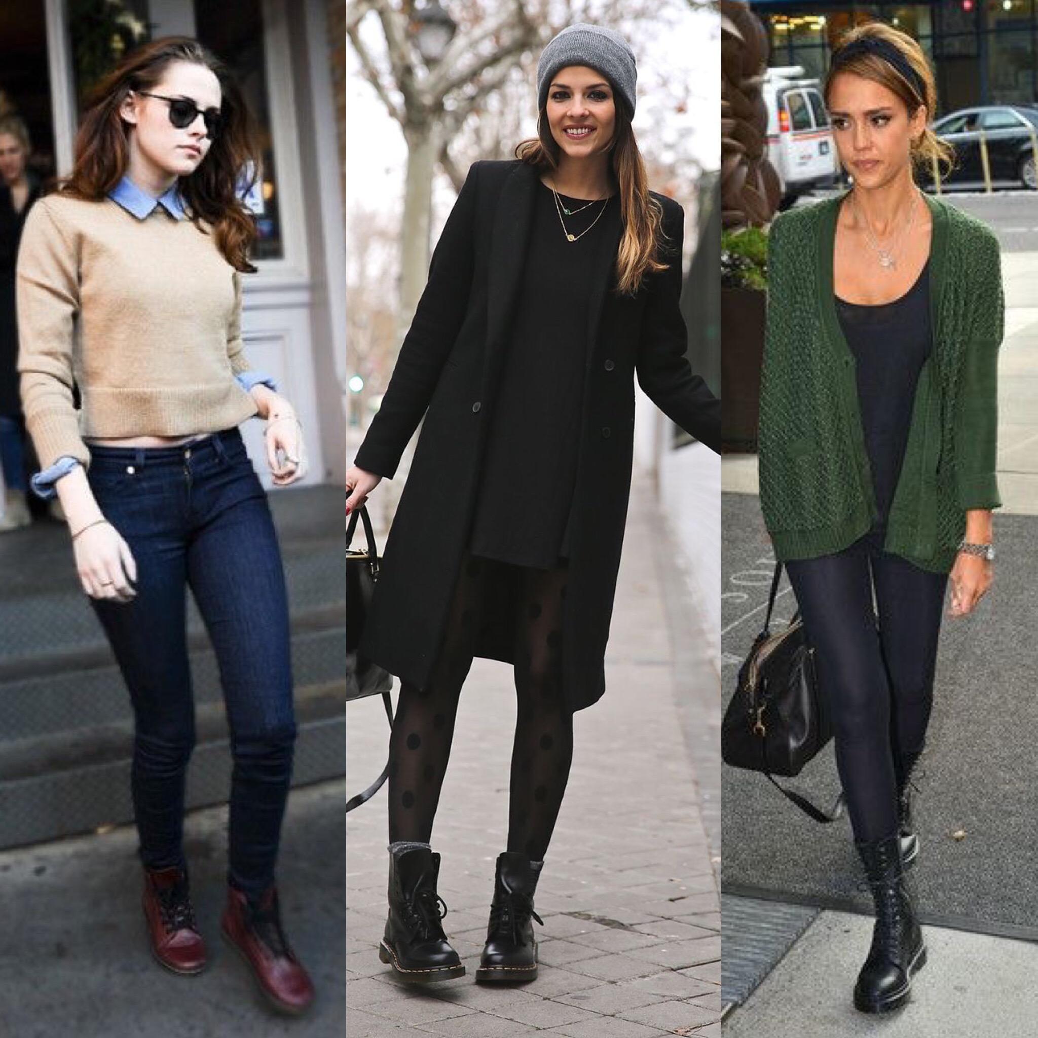 Abbinare le Dr Martens: 6 look trendy e chic da indossare ...