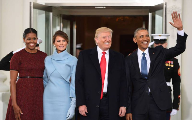 Inauguration Day: le pagelle ai look dei protagonisti