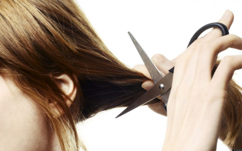 That strange fear of cutting your hair