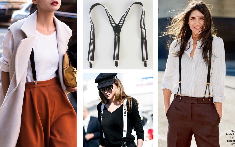 acquista per genuino Nuova migliori offerte su Come portare le bretelle da donna? | Consulente di immagine ...