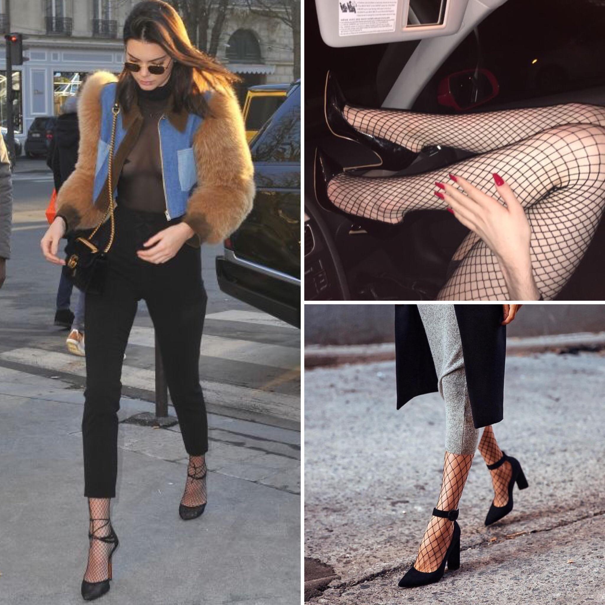 Come portare le calze a rete (con stile) | Consulente di immagine Rossella Migliaccio