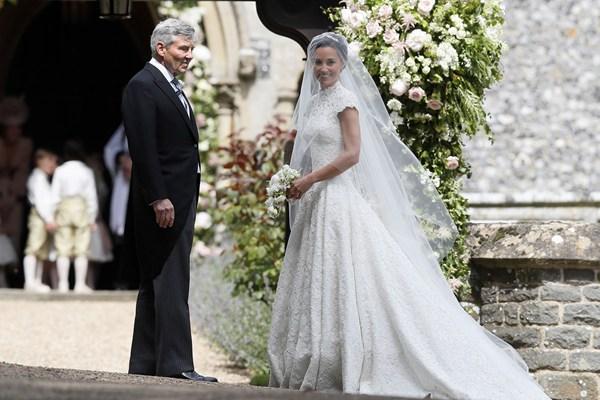 Matrimonio Di Pippa : Il matrimonio di pippa middleton tutti i look consulente di