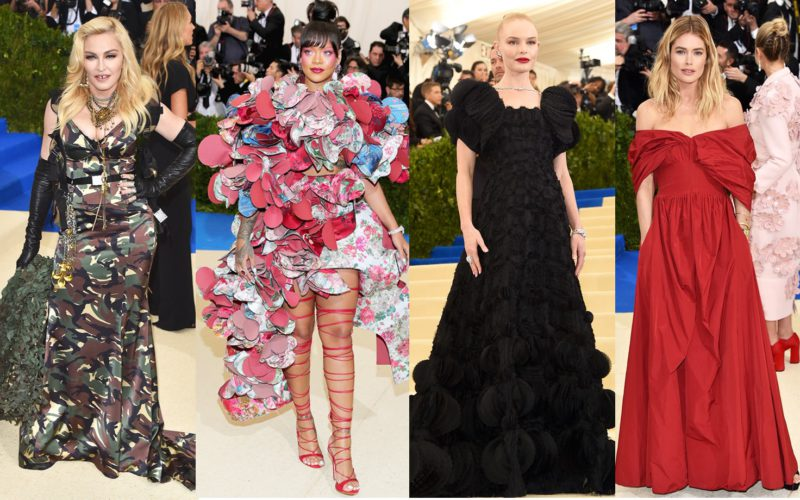 MET Gala 2017: the best and the worst of the Red Carpet