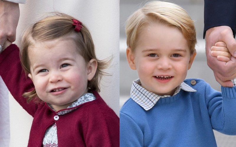 Dress Code of George and Charlotte