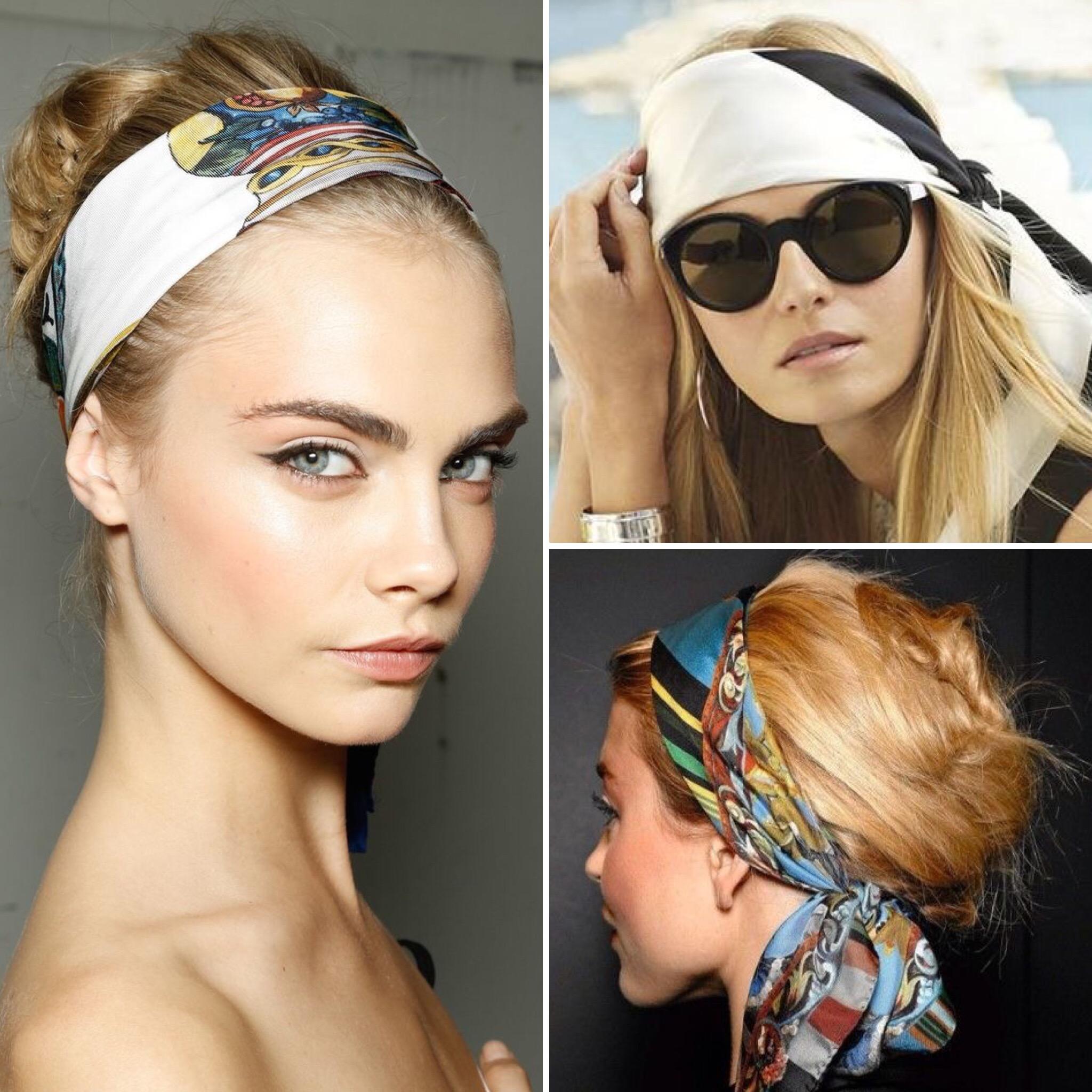 acquisto autentico la vendita di scarpe nuova alta qualità Come indossare il foulard d'estate | Consulente di immagine ...