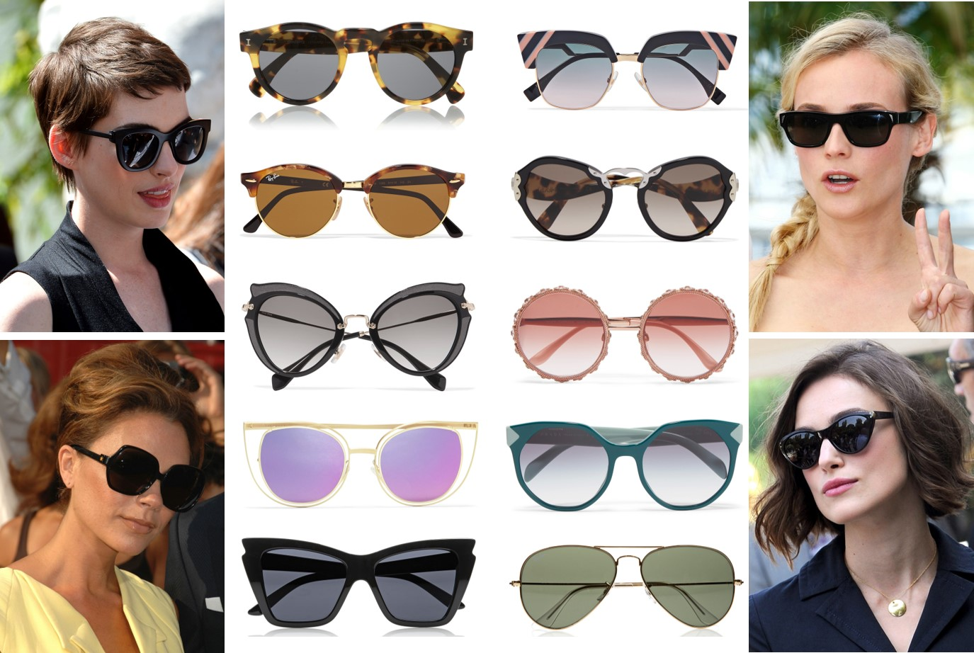 An indispensable accessory: how to pick up glasses according to the shape of the face
