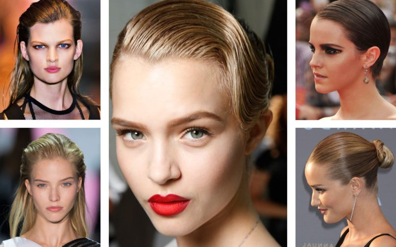 Wet Hair Effect: The Summer Look