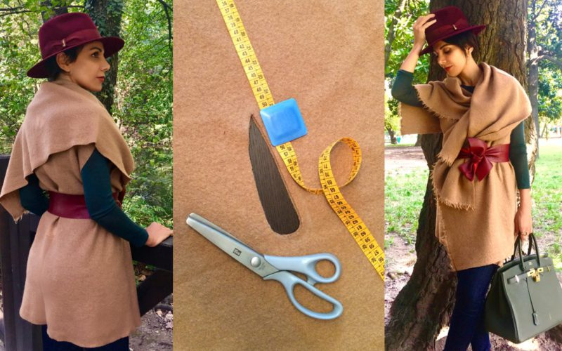 Come creare un gilet (super chic) in 10 minuti