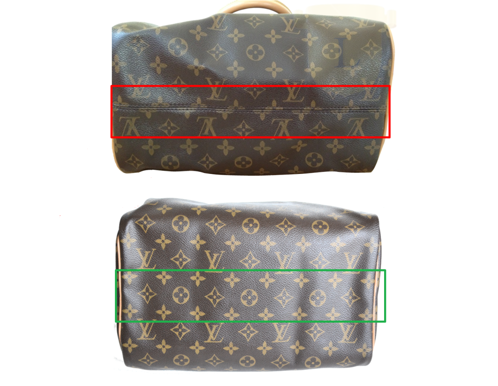 dc1d797343 La fodera forse è la parte più difficile da copiare, perché i  contraffattori copiano spesso dalle foto, quindi i colori potrebbero essere  distorti.
