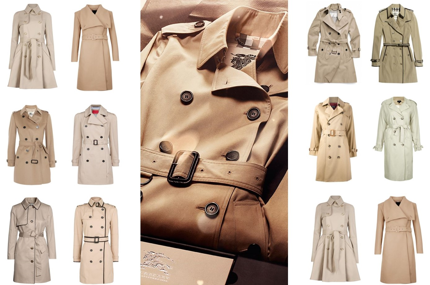 The trench coat is a great wardrobe classic  for me, a really undeniable  piece! b28f518bb9f