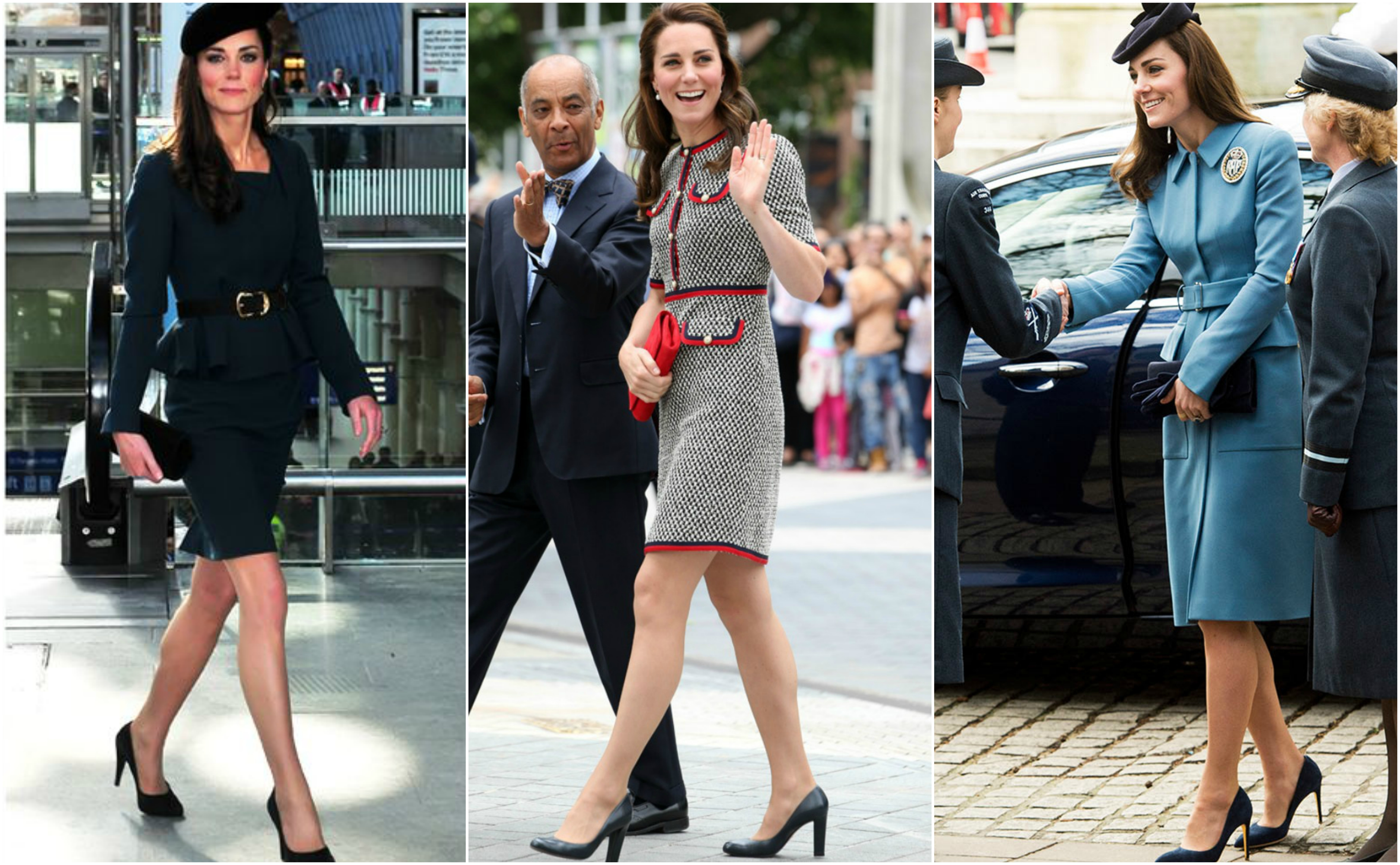 Style lessons from kate middleton consulente di immagine for Fashion for home