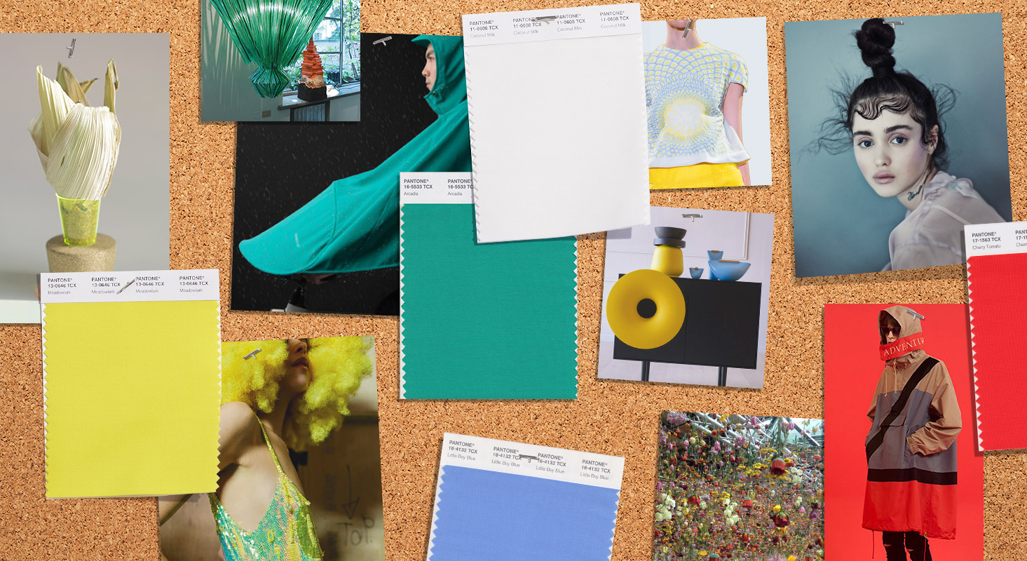 Pantone Spring 2018 The Guide To Color Trends