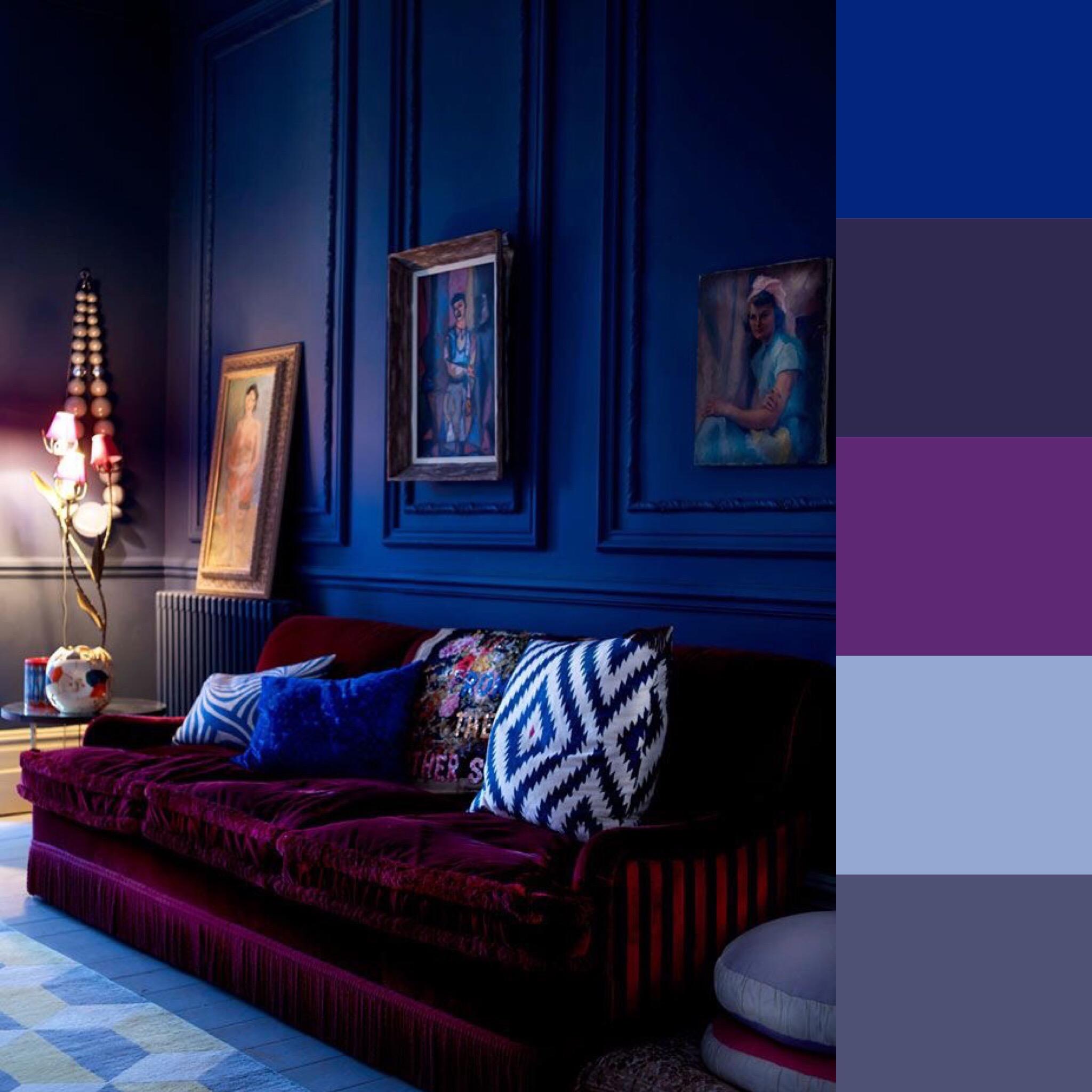 Come abbinare i colori in casa consulente di immagine - Casa a colori ...