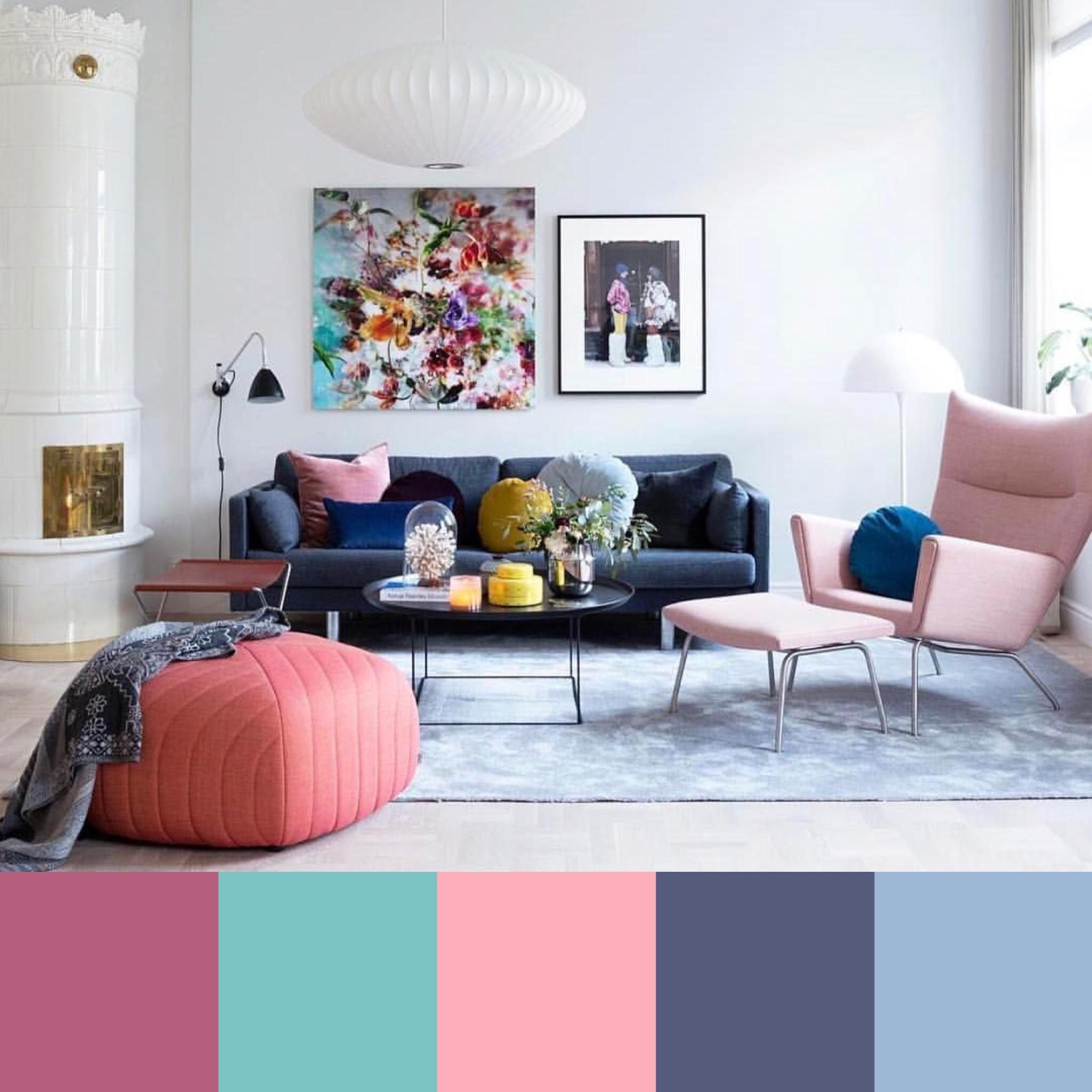 Come abbinare i colori in casa consulente di immagine rossella migliaccio - Casa a colori ...
