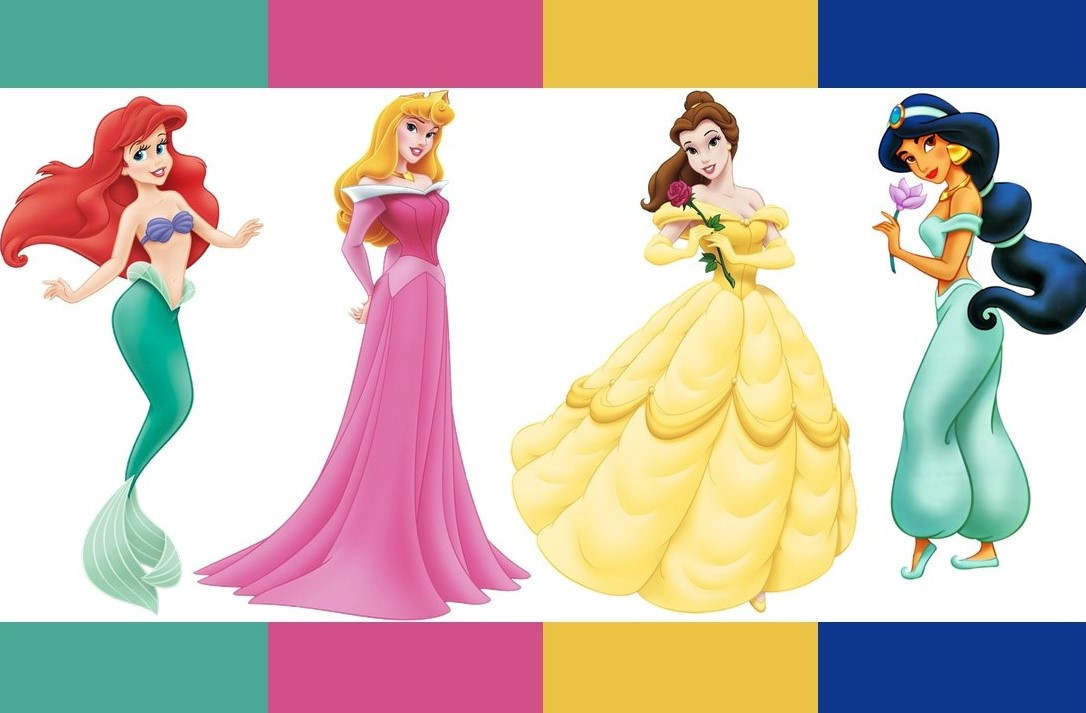 scholarly articles on disney princesses