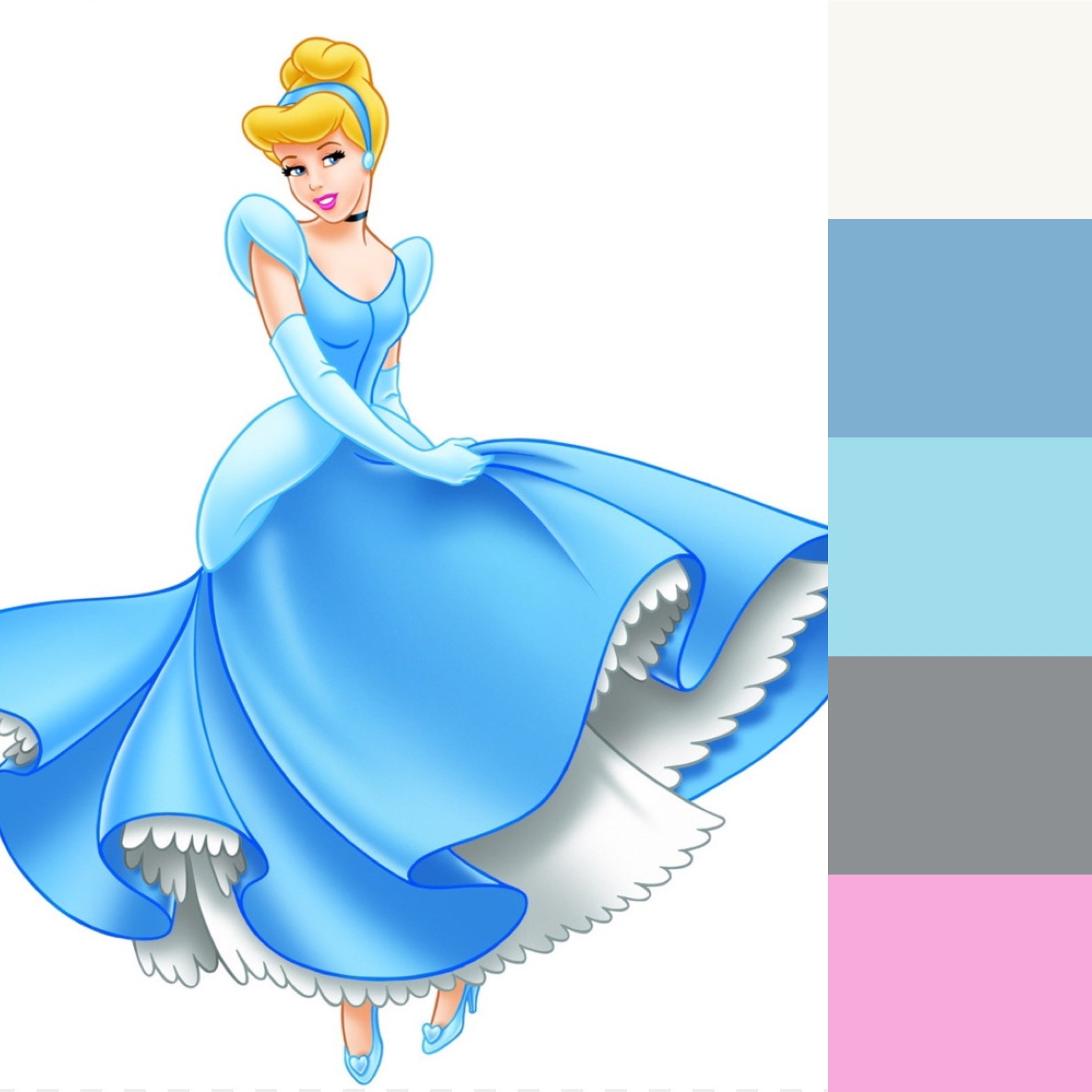 - The Color Analysis Of Disney Princesses Consulente Di Immagine