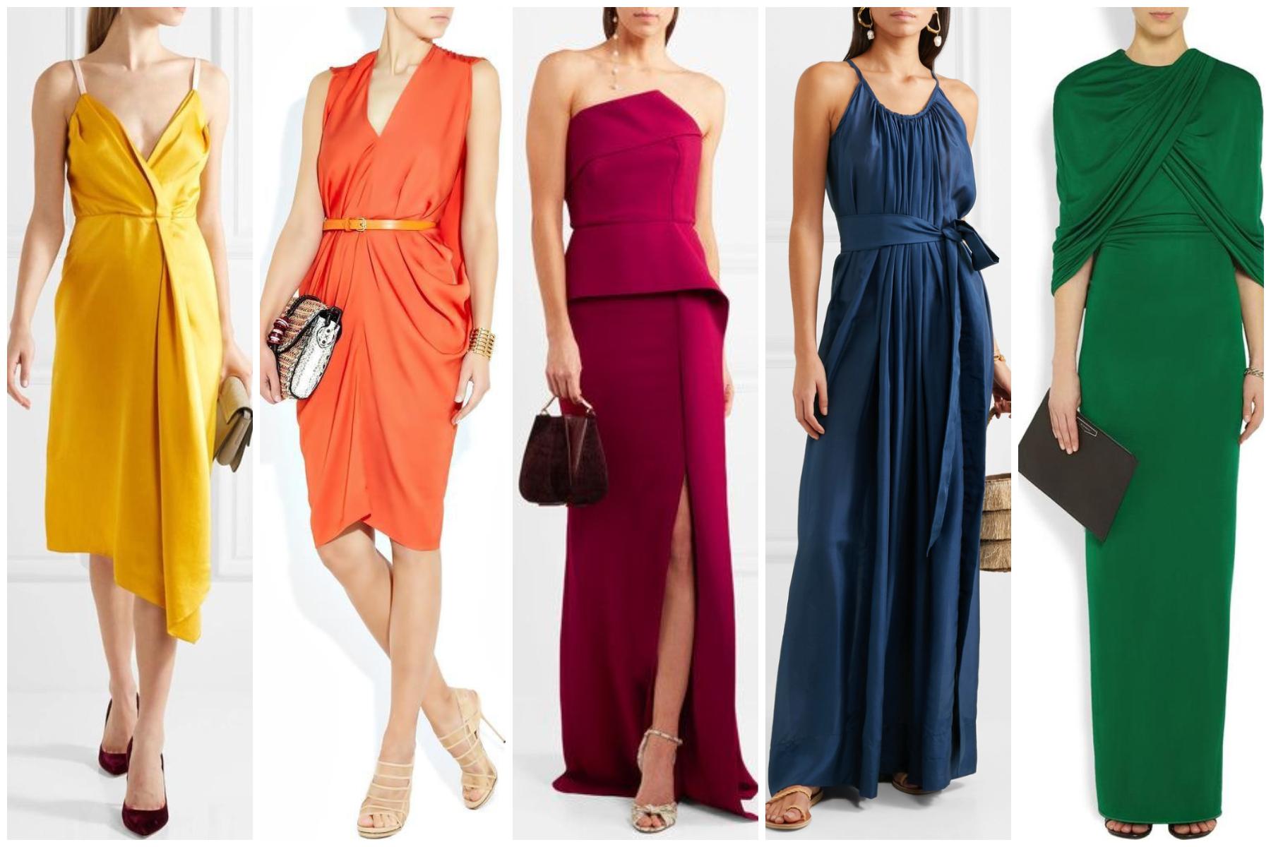 Colori Da Abbinare Al Rosa armocromia: colori da indossare a un matrimonio | consulente